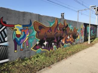 7 Small Murals
