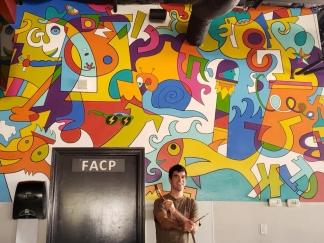 Bakfish Mural
